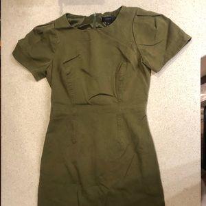 J Crew Navy dress